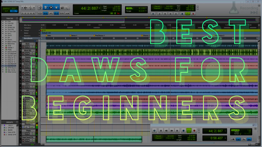 Article: Best DAW Software for Beginners