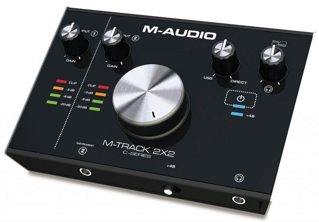 M-Audio 2x2 Recording Interface