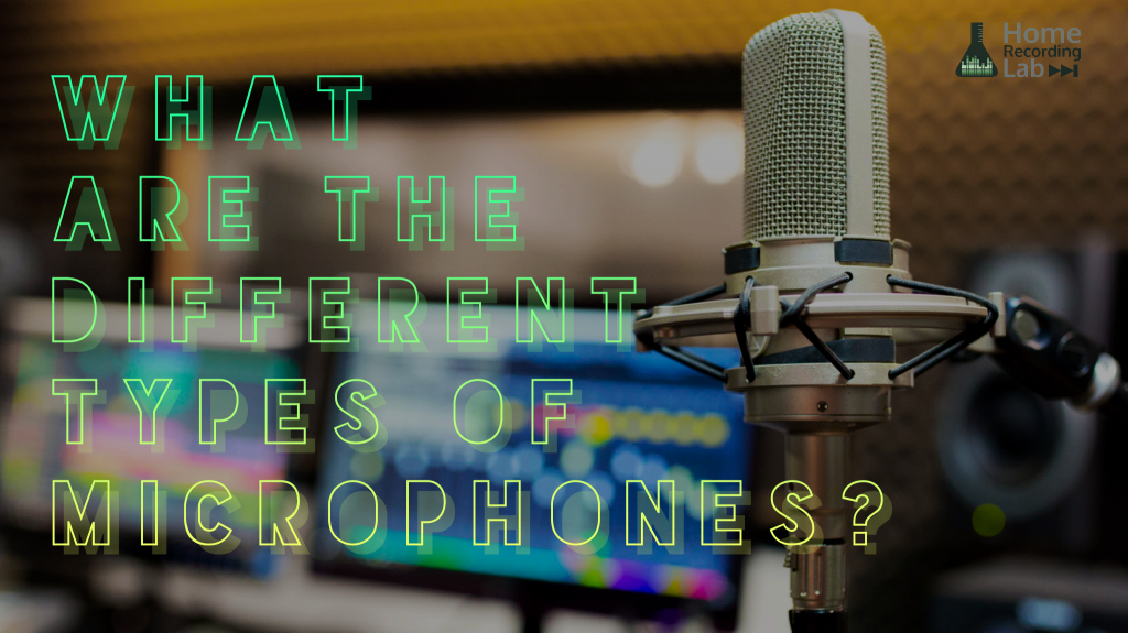Article: What are the Different Types of Microphones?